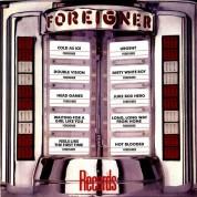 Foreigner: Records (Remastered - Red Vinyl) - Plak