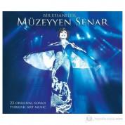 Müzeyyen Senar: Bir Efsanedir - CD