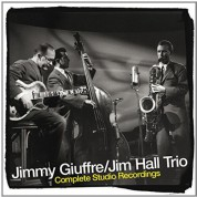 Jimmy Giuffre: Complete Studio Recordings - CD
