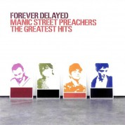 Manic Street Preachers: Forever Delayed - Plak