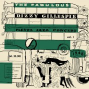 Dizzy Gillespie: The Fabulous - Pleyel jazz Concert Vol. 1 - Plak