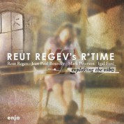 Reut Regev: Exploring the Vibe - CD