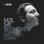 Fazıl Say: Beethoven: Complete Piano Sonatas - CD