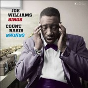 Big Joe Williams, Count Basie Orchestra: Joe Williams Sings Count Basie Swings - Plak