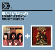 Black Eyed Peas: Behind The Front/ Monkey Bussines - CD
