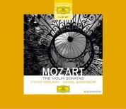 Daniel Barenboim, Itzhak Perlman: Mozart: The Violin Sonatas - CD