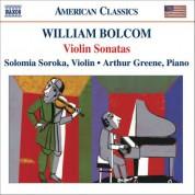Bolcom: Violin Sonatas Nos. 1-4 - CD