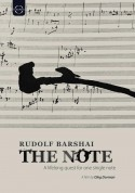 Rudolf Barschai: The Note - A lifelong quest for one single note, Rudolf Barschai. A film by Oleg Dorman - DVD