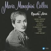 Maria Callas: Operatic Arias - Plak