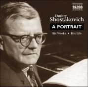 Shostakovich: Dmitry Shostakovich - A Portrait (Whitehouse) - CD