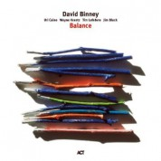 David Binney: Balance - CD