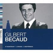 Gilbert Bécaud: L'Essentiel - CD