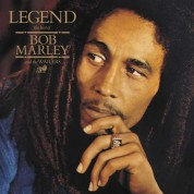 Bob Marley & The Wailers: Legend - Plak