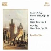 Smetana / Suk / Novak: Piano Trios - CD