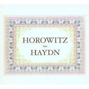 Vladimir Horowitz: Plays Haydn - CD