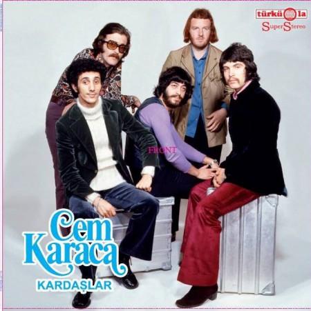 Cem Karaca: Kardaşlar - Plak