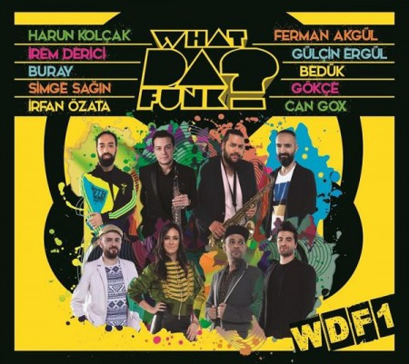 What Da Funk: Wdf1 - CD