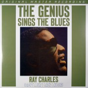 Ray Charles: The Genius Sings The Blues - Plak