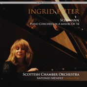 Ingrid Fliter: Schumann: Piano Concerto in A Minor, Op. 54 - Plak