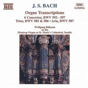 Bach, J.S.: Organ Transcriptions - CD