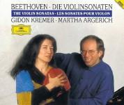 Gidon Kremer, Martha Argerich: Beethoven: Die 10 Violinsonaten - CD