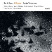Garth Knox, Agnes Vesterman: D'Amore - CD