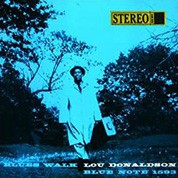Lou Donaldson: Blues Walk (45rpm-edition) - Plak
