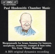 Malmö Brass Ensemble: Hindemith: Chamber Music - CD