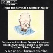 Malmö Brass Ensemble: Hindemith: Chamber Music - CD