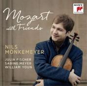 Nils Mönkemeyer: Mozart with Friends - CD