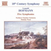 Hofmann: Five Symphonies - CD