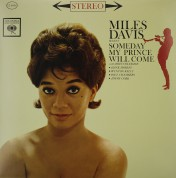 Miles Davis: Someday My Prince Will Come (45rpm-edition) - Plak
