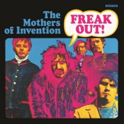 Frank Zappa, The Mothers of Invention: Freak Out! - Plak