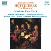 Hotteterre: Music for Flute, Vol. 1 - Premiere Livre De Pieces - CD