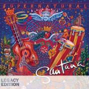 Carlos Santana: Supernatural (Legacy Edition) - CD