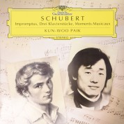 Kun-Woo Paik: Schubert: Impromptus - Plak
