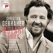Christian Gerhaher: Mozart Arias - CD