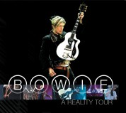 David Bowie: A Realty Tour - Plak
