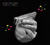 Olivier Ker Ourio: Perfect Match - CD