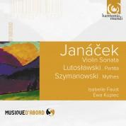 Isabelle Faust, Ewa Kupiec: Janacek: Violin Sonata - CD