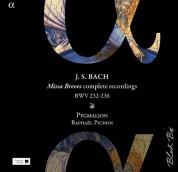 Pygmalion, Raphaël Pichon: J.S. Bach: Missae Breves BWV 232-236 (Complete) - CD