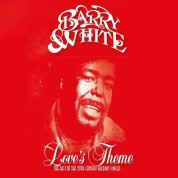 Barry White: Love's Theme: Best Of The 20th Century Singles - Plak