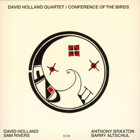 David Holland Quartet: Conference Of The Birds - CD