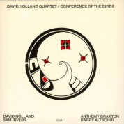 David Holland Quartet: Conference Of The Birds - CD