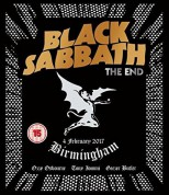 Black Sabbath: The End (Live in Birmingham) - BluRay