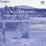 Lahti Symphony Orchestra, Chamber Orchestra of Lapland, John Storgårds: Kalevi Aho: Luosto Symphony - SACD