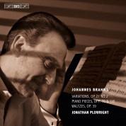 Jonathan Plowright: Brahms: Piano Vol. 3 - SACD