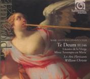 Les Arts Florissants, William Christie: Charpentier: Te Deum, Missa Assumpta est Maria - CD