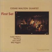 Cedar Walton: First Set - Plak