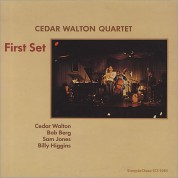 Cedar Walton: First Set - Plak